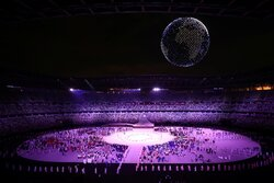 Zare Iran's flagbearer at Tokyo Olympics closing ceremony