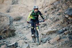 ہمدان میں ڈن ہل سائیکلنگ چیمپین شپ منعقد