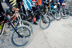 رقابت مازندران با دو تیم دربزرگترین رویداد دوچرخه سواری ایران