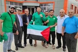 انسحاب مصارع جزائري من أولمبياد طوكيو لرفضه مواجهة إسرائيلي وتضامنا مع فلسطين