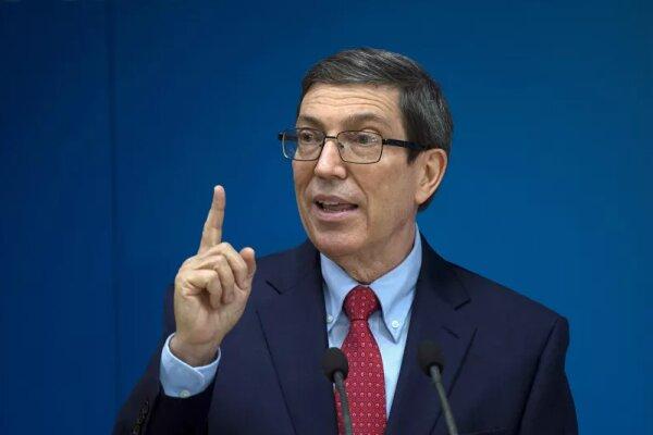 وزیر خارجه کوبا: تحریمهای افتراءآمیز آمریکا را محکوم می کنیم