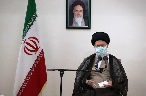 """Ayetullah Hamanei'den """"Huzistan eyaletinin sorunlarını çözün"""" talimatı"""