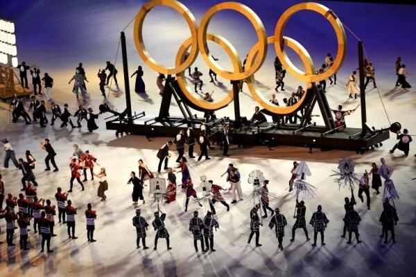 از هنرنمایی با ۱۸۰۰ پهپاد تا حضور قدیمی ترین ورزشکار
