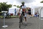 سطح دوچرخهسواری ما با المپیک فاصله دارد/ در جنگ نابرابر بودم
