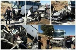 افزایش ۱۲ درصدی تلفات حوادث رانندگی در مازندران