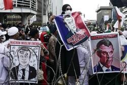 فرانسه یک قدم اسلام ستیزانه دیگر برداشت