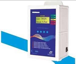 خط تولید دستگاه کنترل پارامترهای گاز طبی اکسیژن راهاندازی شد