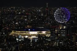 ۱۸۲۴ پهپاد در مراسم افتتاحیه المپیک توکیو شرکت کردند