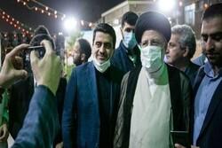 Raeisi felicitates Iranian Olympic gold medalist on victory