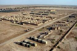 اذعان سخنگوی ائتلاف بین المللی به حمله پهپادی به پایگاه نظامی آمریکا در اقلیم کردستان عراق