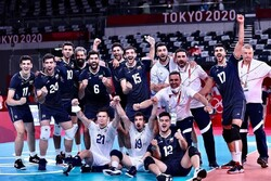 ايران تحقق فوزاً رائعاً على بولندا