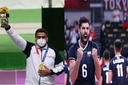 طلای دلچسب تیراندازی و برد شیرین والیبال/ رکوردی که تاریخی شد