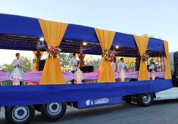 اعلام مسیرهای شادی پیمایی غدیر در شیراز