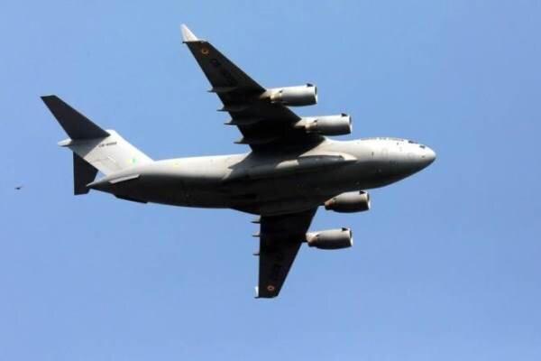 هواپیمای نظامی آمریکا حریم هوایی ونزوئلا را نقض کرد