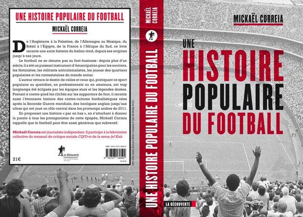 «تاریخ مردمی فوتبال» منتشر میشود/فوتبال و جنبشهای ضداستعماری