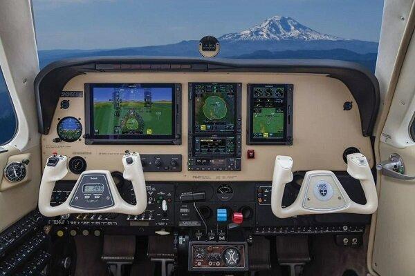 ابداع سیستم هدایت خودکار هواپیما در صورت خاموشی ناگهانی موتور