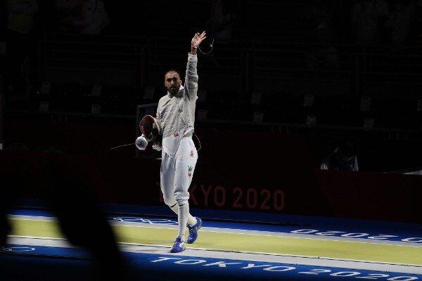 تا همیشه بابت المپیک توکیو میسوزم/باآن یک ضربه زندگیام را باختم