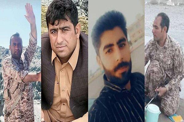 استشهاد أربعة من قوات الحرس الثوري في اشتباك مع الاشرار في سيستان وبلوشستان