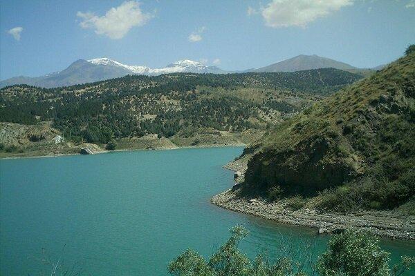 کاهش ۳۸۱ میلیون متر مکعبی حجم آب سدهای پنجگانه تهران