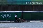 نازنین ملایی شانس کسب مدال را از دست داد/ صعود به فینال B روئینگ