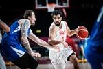 Iran falls short against Czech at basketball opener