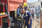 Fire breaks out in hospital in Iraq's Wasit (+VIDEO)