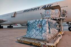 9th shipment of COVID-19 vaccine arrives in Iran: IRCS