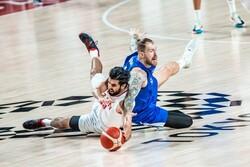تمجید فدراسیون جهانی بسکتبال از تلاش تیم ملی ایران مقابل چک