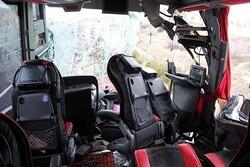 ۱۰ کشته در پی واژگونی اتوبوس در جمهوری چک