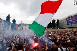 اعتراضات گسترده در ایتالیا با شعار مرگ بر دیکتاتوری
