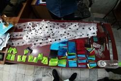 دستگیری اراذل و اوباش در اسلامشهر