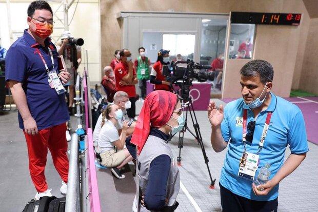 نصر اصفهانی: رستمیان بهترین نتیجه را در المپیک رقم زد