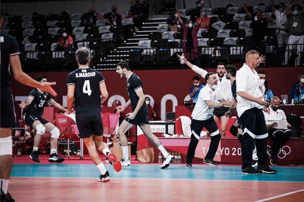 پیروزی مقابل لهستان تداعیگر روزهای خوب والیبال بود