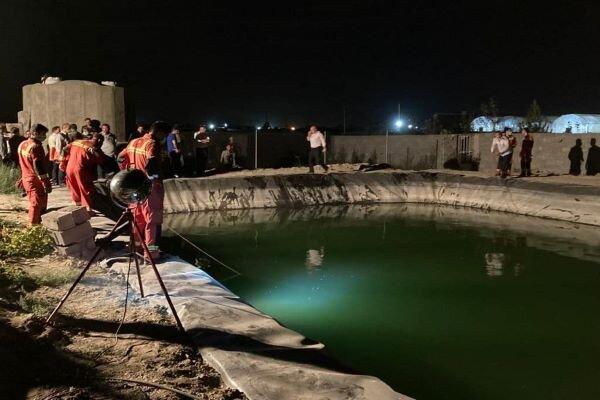 پسر بچه ۹ ساله رباط کریمی در استخر ۶ متری ذخیره آب کشاورزی غرق شد