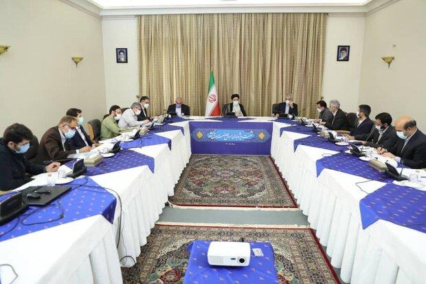 نشست ویژه بررسی مسائل صنعت برق کشور به ریاست رئیسی برگزار شد