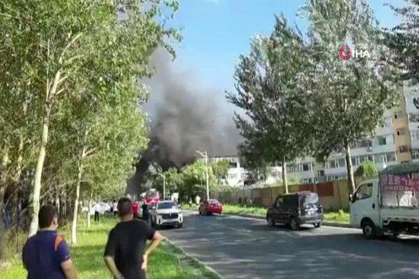 Çin'de depoda yangın: En az 14 ölü, 26 yaralı