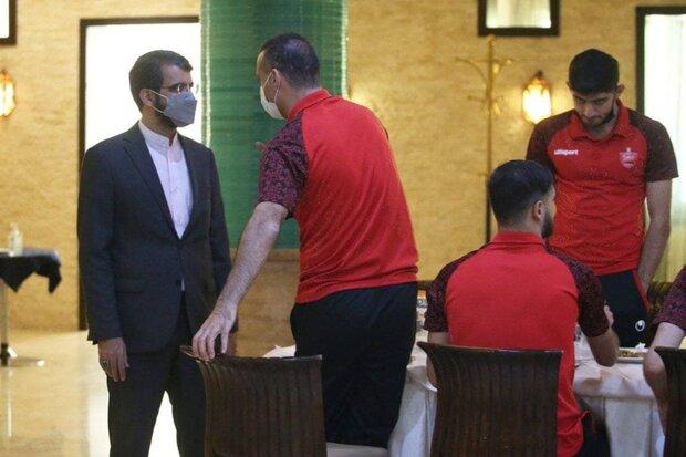 توضیح باشگاه پرسپولیس برای تأخیر در پرداخت مطالبات