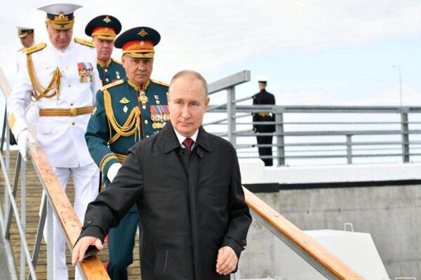 روسیه میتواند حمله اجتناب ناپذیری را علیه هر دشمنی انجام بدهد
