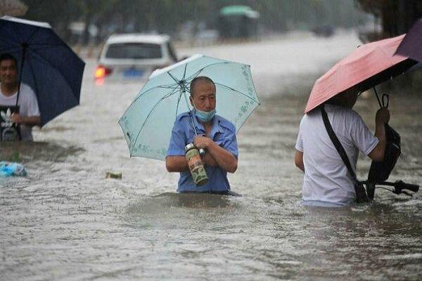 شمار قربانیان سیل در شهر «ژنگژو» در چین به ۶۳ نفر افزایش یافت