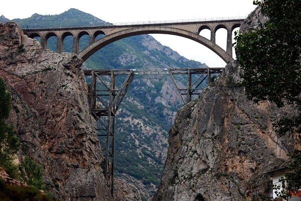یونیسکو کے ثقافتی ورثہ میں ایران کی قومی ریلوے لائن شامل