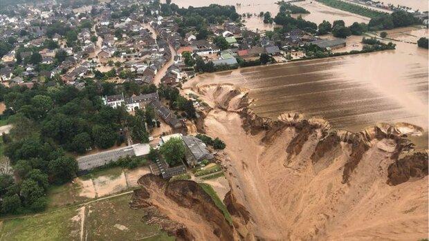 فيضانات أوروبا: صور دمار ومعاناة في ألمانيا وبلجيكا