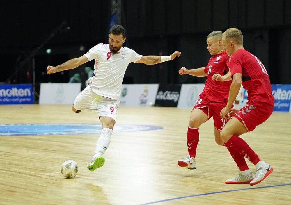 Iran to play Thailand at Continental Futsal C'ship final