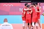 Iran volleyball crush Venezuela in Olympics