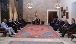 """حزب الله سمّى """"ميقاتي"""" لتشكيل الحكومة المقبلة"""