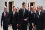 بشار اسد با فرستاده ویژه رئیس جمهور روسیه دیدار کرد
