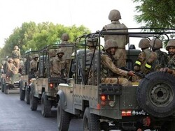 آزاد کشمیر میں 4 پاکستانی فوجی اہلکار ہلاک