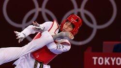 ٹوکیو اولمپکس میں چين کی پہلی پوزیشن برقرار