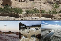 سونامی خشکسالی در کویر/از خسارتهای میلیاردی تا نابودی حیات وحش