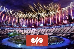 VIDEO: Drone show at Tokyo Olympics opening ceremony