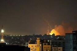 اسرائیل نے غزہ پر بمباری کرکے اپنی شکست خوردہ طاقت کو ظاہر کیا